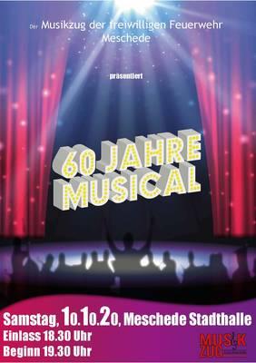 Herbstkonzert - 60 Jahre Musical