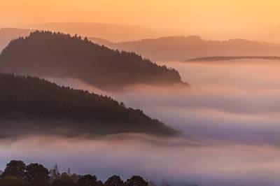 Morgenstimmung. (© Rothaarsteigverein e.V.K.-P. Kappest)