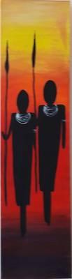 Ausstellung Afrikanische Schönheiten - Eva Kneipp. (© Eva Kneipp)