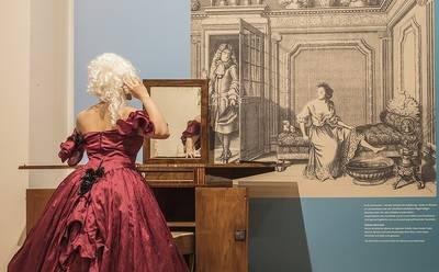 Die trockene Toilette des Barock. (© Museum Ettlingen)