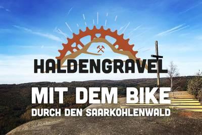 VERSCHOBEN AUF 2021! Haldengravel 2020 - Mit dem Bike durch den Saarkohlewald. (© Agentur Erlebnisraum GmbH Fabian Theobald)
