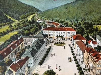 Bad Teinach- wo sich schon Herzge und Knige wohl fhlten