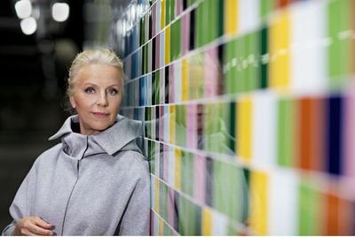 Anne Sofie von Otter, Foto: Mats Bäcker