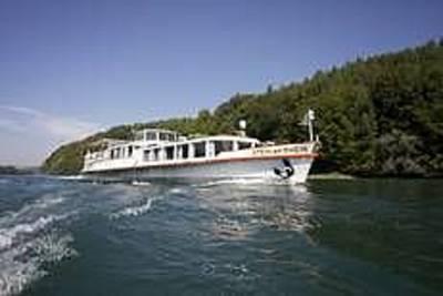 Schweizerische Schifffahrtsgesellschaft Untersee und Rhein. (© Kultur- und Gästebüro Gaienhofen)