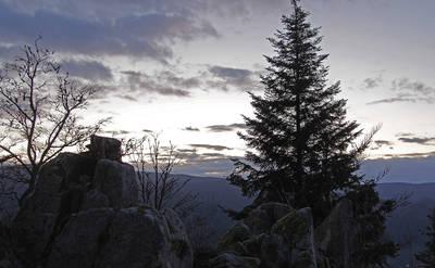 Sonnenaufgangswanderung in Forbach mit Schwarzwaldguide Bernd Schneider