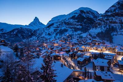Les pionniers et les oubliés de Zermatt  visite guidée en allemand