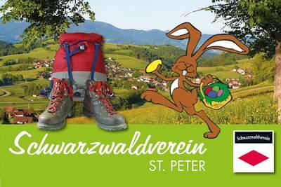 -ABGESAGT- Ostereiersuchen im Wichtelwald-Familienwanderung. (© Schwarzwaldverein St. Peter)