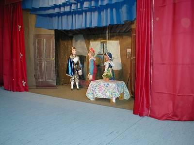- ABGESAGT - Puppentheater: Die Hexe und der Zauberer