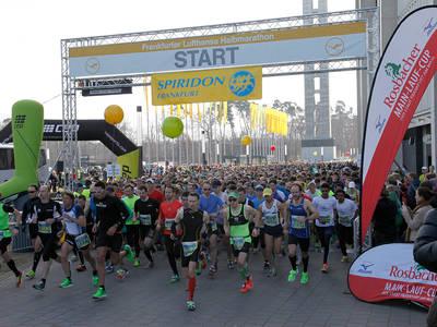 18th Mainova Frankfurt Half Marathon