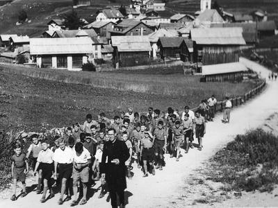 Nostalgie - Dorf Brigels