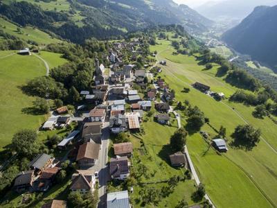 mira!cultura Ortsführung: Oberdorf und Kropfenstein in Waltensburg