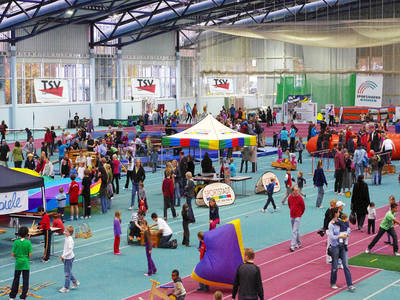 Inclusive play and Sports Festival 2020TSV Bonames. (© Inclusive play and Sports Festival 2020)