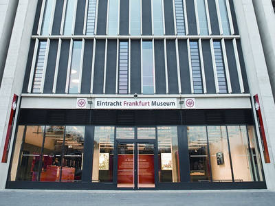 Nikolaus Duathlon 2020Eintracht Frankfurt Museum. (© Nikolaus Duathlon 2020)