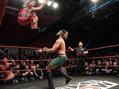 wXw Wrestling: We Love Wrestling - Live in Frankfurt