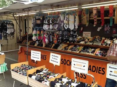 Abgesagt: Krämermarkt in der Münsinger Innenstadt