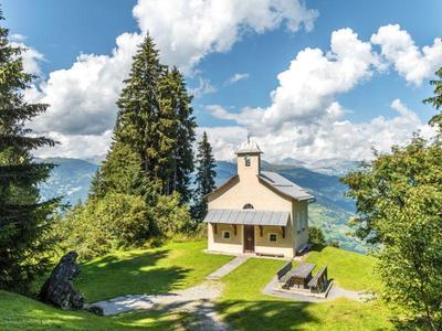 Kulturwanderung Morissen - Bündner Rigi in der Val Lumnezia