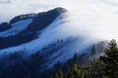 Die Belchenflue im Jura - Landschaftsführung auf den Schweizer Belchen