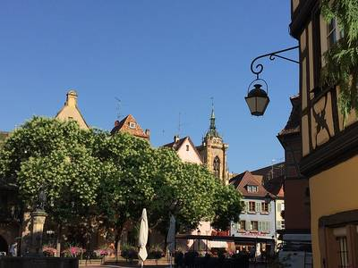 Fahrt nach Colmar - individuelle Besichtigung der Stadt. (©  Dr. Jochen Schwendemann, ab durchs lndle)