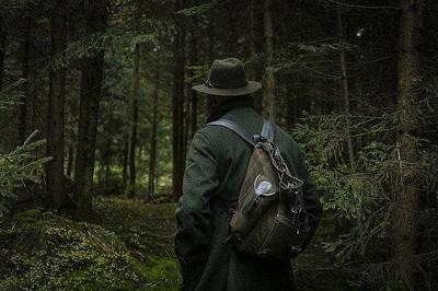 ABGESAGTWanderung mit dem Jäger