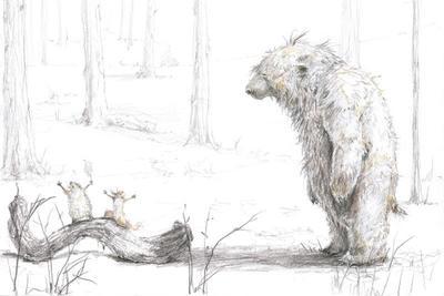 Illustration: Sebastian Meschenmoser