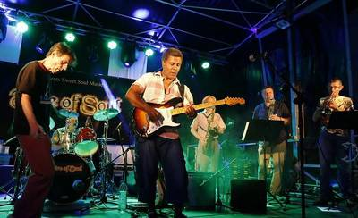 Donnerstag live - Konzert mit Fire of Soul