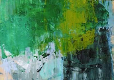 !! Gschlossen! Ausstellung: GRÜN - Gemeinschaftsausstellung zum Thema und Farbe Grün