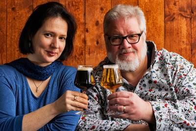 Saarbrücker Biergenuss Abend im Wirtshaus Hilde & Heinz. (© Uli Weis)