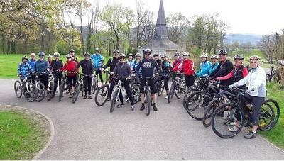 !!! A B G E S A G T !!! Geführte Mountainbiketouren des RSV Unteribental