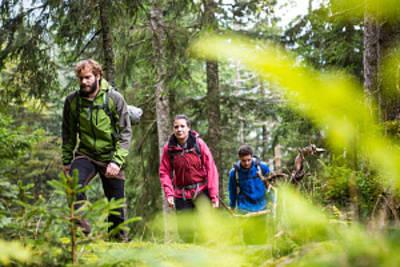 ABSAGE: Vorstellung Rundwanderweg:  Dorfrundweg. (© Bilddatenbank HTG)