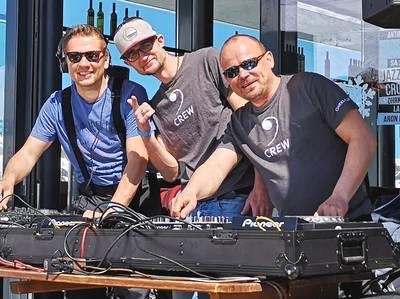 DJs Beachparty. (© Veranstalter)