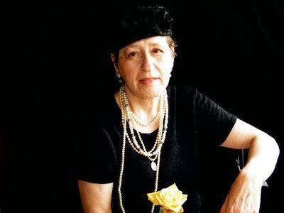 Maria Pletinskis Literarischer Salon