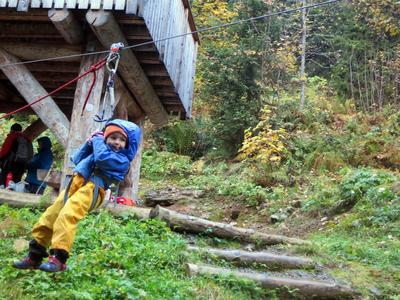 Kinderprogramm: Kids-Adventure-Day mit Getoutdoor