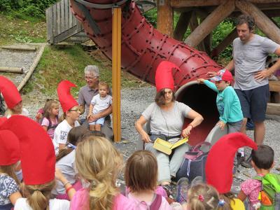 Kinderprogramm: Märli-Wanderung - Geschichten aus dem Rucksack