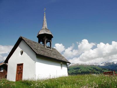 St. Georg-Kapelle Sommer