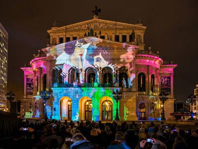 Luminale - Biennale für Lichtkunst und Stadtgestaltung 2020 - luminaledigital