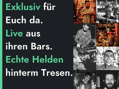ShakeNight Live - Menschen verbinden und Bar-Szene unterstützen