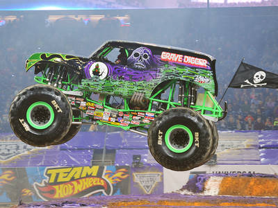 Monster Jam Frankfurt 2021