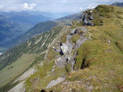 Piz Garvera - Aussichtspunkt in der Surselva