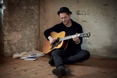 Johannes Oerding live. (© Olaf Heine)