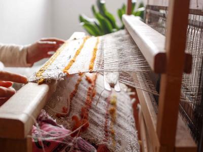 Werkelzwerge: Textilwerkstatt in Ilanz
