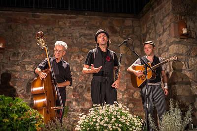 Trio Chotsch. (© Trio Chotsch)