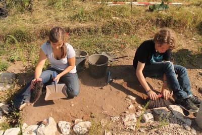 Archäologie zum Mitmachen