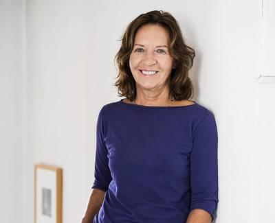 Regina Bucher. (© Foto Michael Schrodt, Fondazione Hermann Hesse)