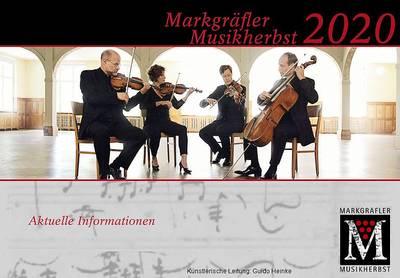 Markgräfler Musikherbst - ABGESAGT