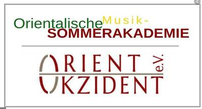 Orientalische Sommerakademie - ABGESAGT