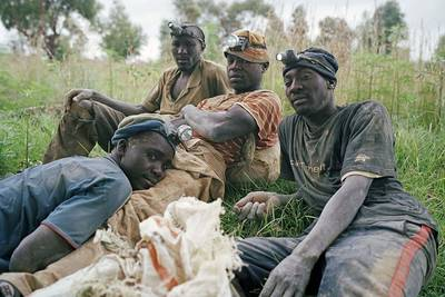 Afrika - im Blick der Fotografen. © Ilan Godfrey
