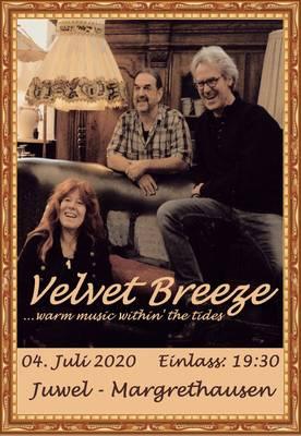 Rock meets Trödel mit Velvet Breeze