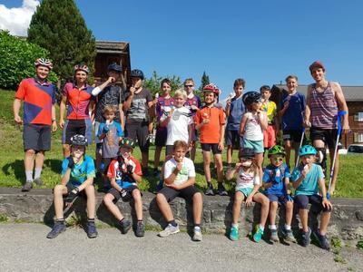2. Mini-Bikecamp für Kids in Brigels