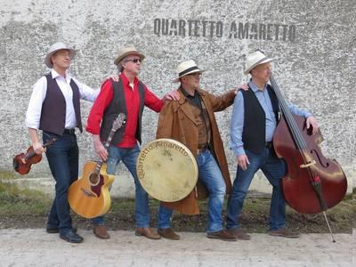 Quartetto AmarettoQuartetto Amaretto_S.Forster. (© Sommer Kur-Konzert mit Quartetto Amaretto am Kurplatz Bad Gögging)