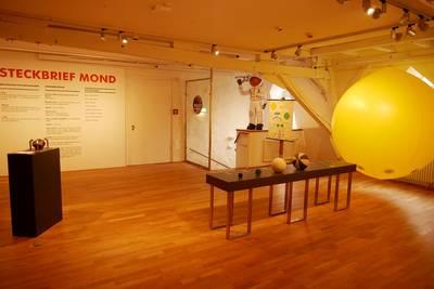 Faszination Mond - Eine Mitmachausstellung für Kinder. (© Werner Werle)